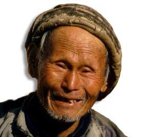 Hässliche Chinesen